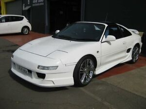 1995 Toyota Mr2 White 5 Speed Manual Coupe Camden Camden Area Preview