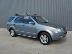 2005 Ford Territory GHIA (RWD) 7 seater Corio Geelong City Preview