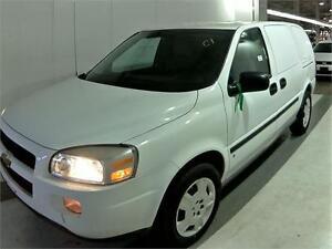 2009 Chevrolet Uplander Cargo Van