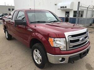 2014 Ford F-150 XLT - 4X4, FINANCING AVAILABLE!!
