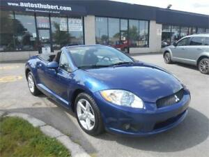 MITSUBISHI ECLIPSE SPYDER GS CONVERTIBLE 2009
