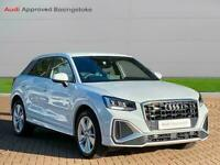 2021 Audi Q2 35 Tdi Quattro S Line 5Dr S Tronic Auto Estate Diesel Automatic