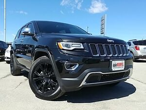 2016 Jeep Grand Cherokee Limited | 20 SRT DESIGN WHEELS | LED HE