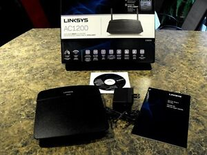 WiFi Router Linksys AC1200 EA6100