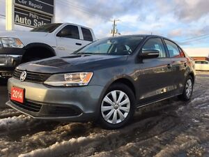 2014 Volkswagen Jetta Trendline HEATED SEATS... FOR ONLY $12 995