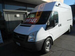 2010 Ford Transit VM MY08 High (LWB) White 6 Speed Manual Van West Hindmarsh Charles Sturt Area Preview