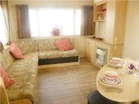 REDUCED IN OUR WINTER SALE! - 3 Bedroom static caravan near the Romney Marsh Nature Reserve!