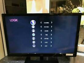 32'' logik hd led tv