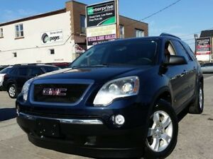 2009 GMC Acadia SLE- ON SALE -8 PASSENGERS