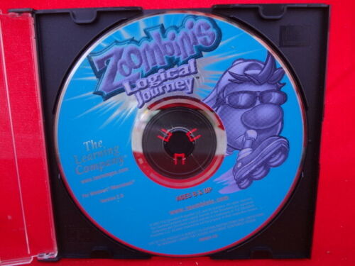 Zoombinis Logical Journey by The Learning Com[any. Ages 8 & Up. Win/Mac