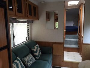 Travel Air 5th Wheel Campbell River Comox Valley Area image 7