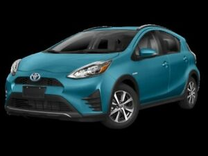 2019 Toyota Prius C Upgrade Package