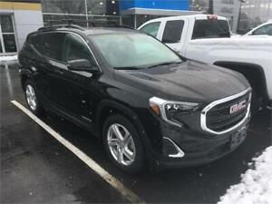 2018 GMC Terrain ALL Wheel Drive SLE -2 winter tires SUNROOF