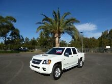 2010 Holden Colorado RC MY10 LT-R White 5 Speed Manual 4D UTILITY Cabramatta Fairfield Area Preview