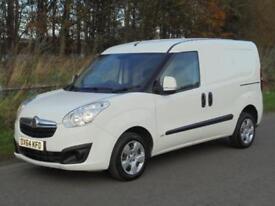 VAUXHALL COMBO SPORTIVE L1H1 2014(64) CDTI 90bhp, BERLINGO CONNECT FINANCE??