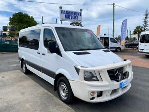 Mercedes-Bez Sprinter 319CDI EX-AMBO FIT OUT #571 Bundall Gold Coast City Preview