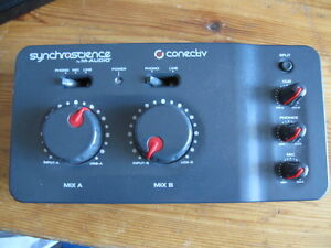 M-Audio Connectiv USB Mixer, Preamplifier