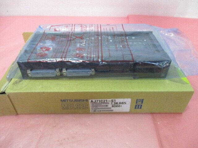 Mitsubishi AJ71C21-S1 MELSEC PLC Programmable Controller, 424751