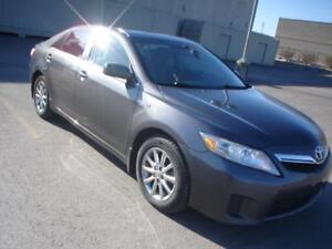 2010 Toyota Camry Hybrid Hybrid,sunroof,accident free