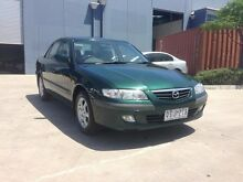2000 Mazda 626 Classic Green 4 Speed Automatic Sedan Spotswood Hobsons Bay Area Preview