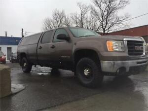 2007 GMC Sierra 2500HD z71