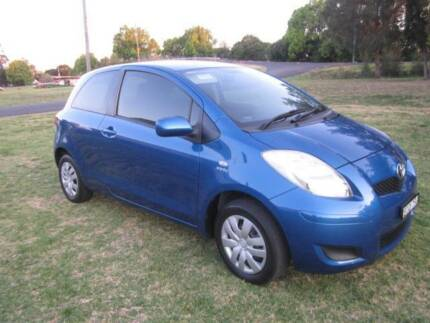2008 Toyota Yaris Hatchback 76100kms, With Warranty