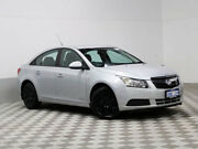 2010 Holden Cruze JG CDX Silver 6 Speed Automatic Sedan Morley Bayswater Area Preview