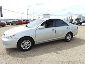 2005 Toyota CAMRY FWD 4DR LE For Sale Edmonton