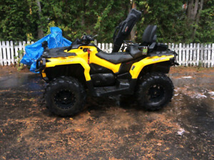 Trade 2014 can am 650 for late model skidoo