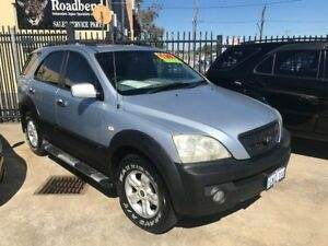 2004 Kia Sorento BL EX Silver 4 Speed Automatic Wagon Welshpool Canning Area Preview
