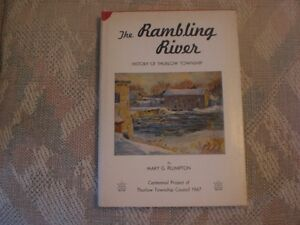 The Rambling River:  History of Thurlow Township