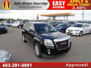 2015 GMC TERRAIN SLE AWD LOW KM BACK UP CAMERA