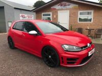 VOLKSWAGEN GOLF R 4 MOTION 6 SPEED MANUAL 2015