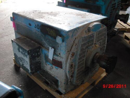 400 HP General Electric AC Electric Motor 1200 RPM Fr 8288S DPBB 2300 V EOK