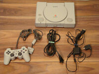 Sony Playstation 1 PS1 PSX