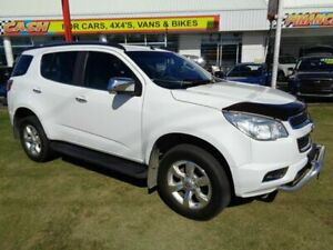2015 Holden Colorado 7 RG MY16 LTZ White 6 Speed Sports Automatic Wagon Kippa-ring Redcliffe Area Preview