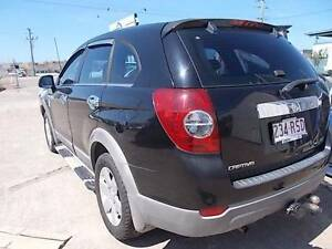 2008 Holden Captiva Wagon Mount Louisa Townsville City Preview
