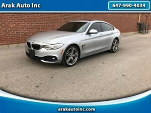 2015 BMW 4-Series Gran Coupe 428i xDrive No Accident