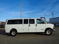 2003 GMC Savana 6.0L V8--CARGO Minivan, Van--DRIVES EXCELLENT