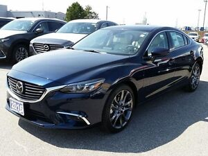 [NEW] 2016 Mazda MAZDA6 GT, Technology Pkg, Loaded
