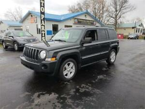 2010 Jeep Patriot North 4x4 159k safetied