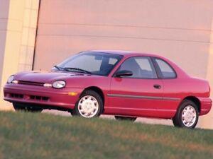 Looking to buy 95-99 Neon, Manual two or four door!
