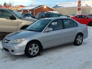 2004 Honda Civic Sdn Si 1st $2200 plus gst gets it! 1831 SK AVE