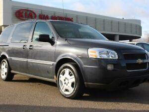 2009 Chevrolet Uplander LT1 PRIVATE SALE PRICE, DEALER QUALITY