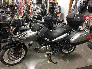 2009 Suzuki V-Strom DL650, mint, mint, 18k, loaded, $6499.00