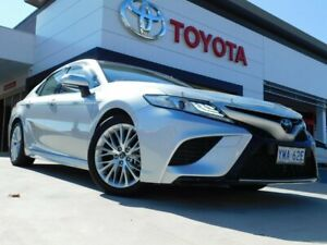 2018 Toyota Camry GSV70R SL V6 Silver 8 Speed Automatic Sedan Greenway Tuggeranong Preview