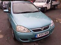 Vauxhall Corsa 1.2 full mot