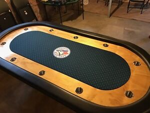 Brand New Professionally-made poker tables