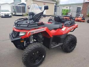 Pick your gift SALE 17/18 Arctic Cat & Textron Summer ATV Event