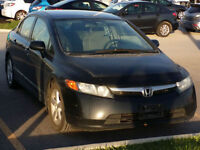 Great deal! 2008 Honda Civic Sedan